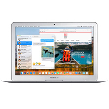 2015款 苹果Apple Macbook Air MJVE2 笔记本电脑租赁