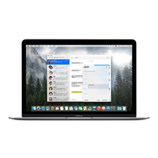 2016款 苹果Apple Macbook Air MMGF2 笔记本电脑租赁
