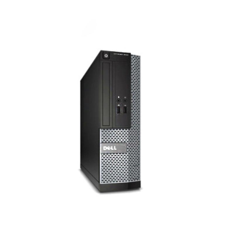 戴尔DELL 9020SFF-D1 台式电脑整机租赁 含键鼠
